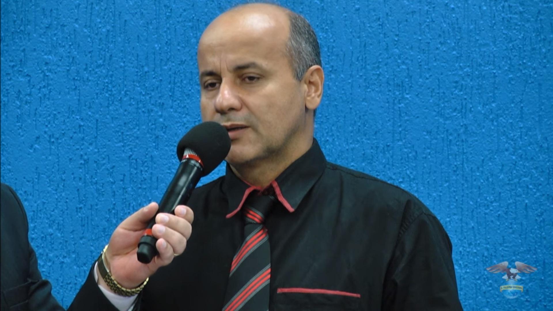 Pr. Isaías Alves - Senador Canedo-GO