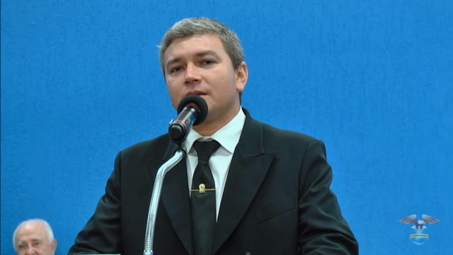 Pr. Sérgio Elias - Rio Brilhante-MS