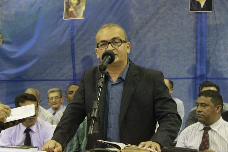 Evang. Luís Carlos de Recife - PE