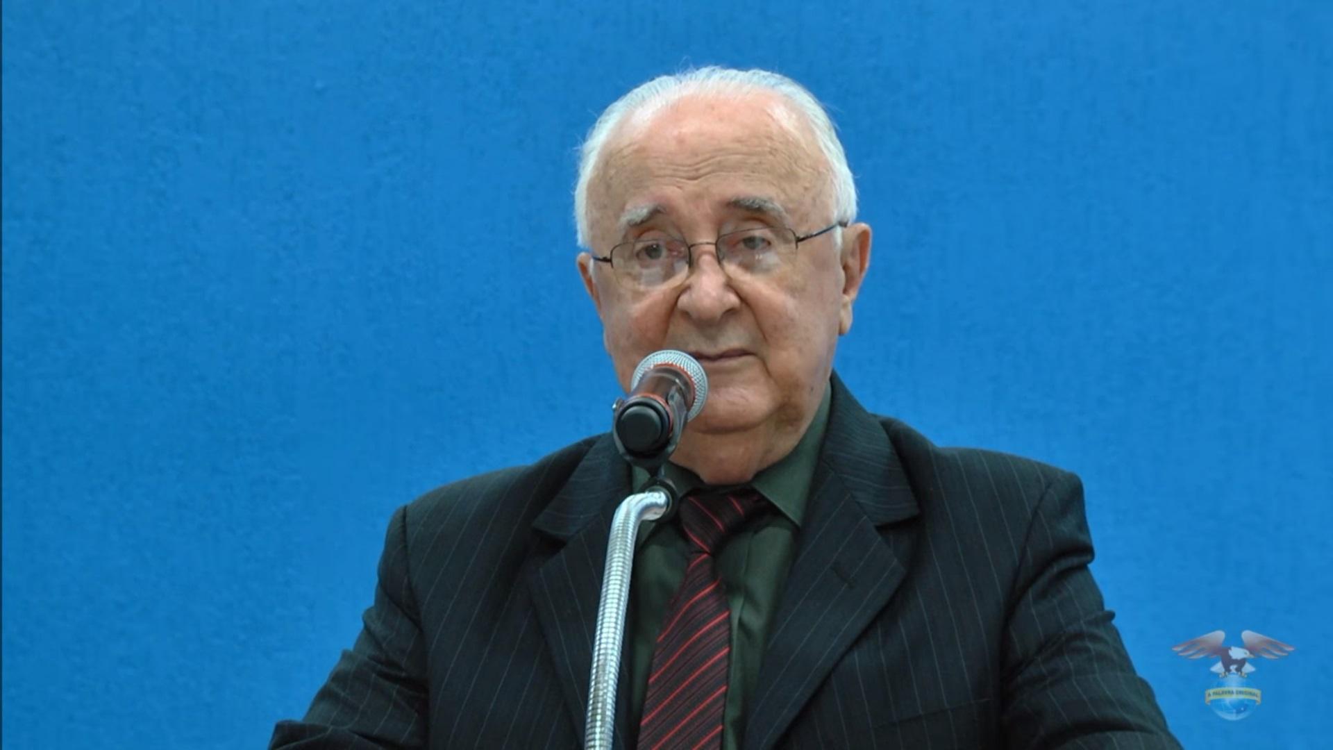 Pastor Joaquim Gonçalves - Goiânia-GO