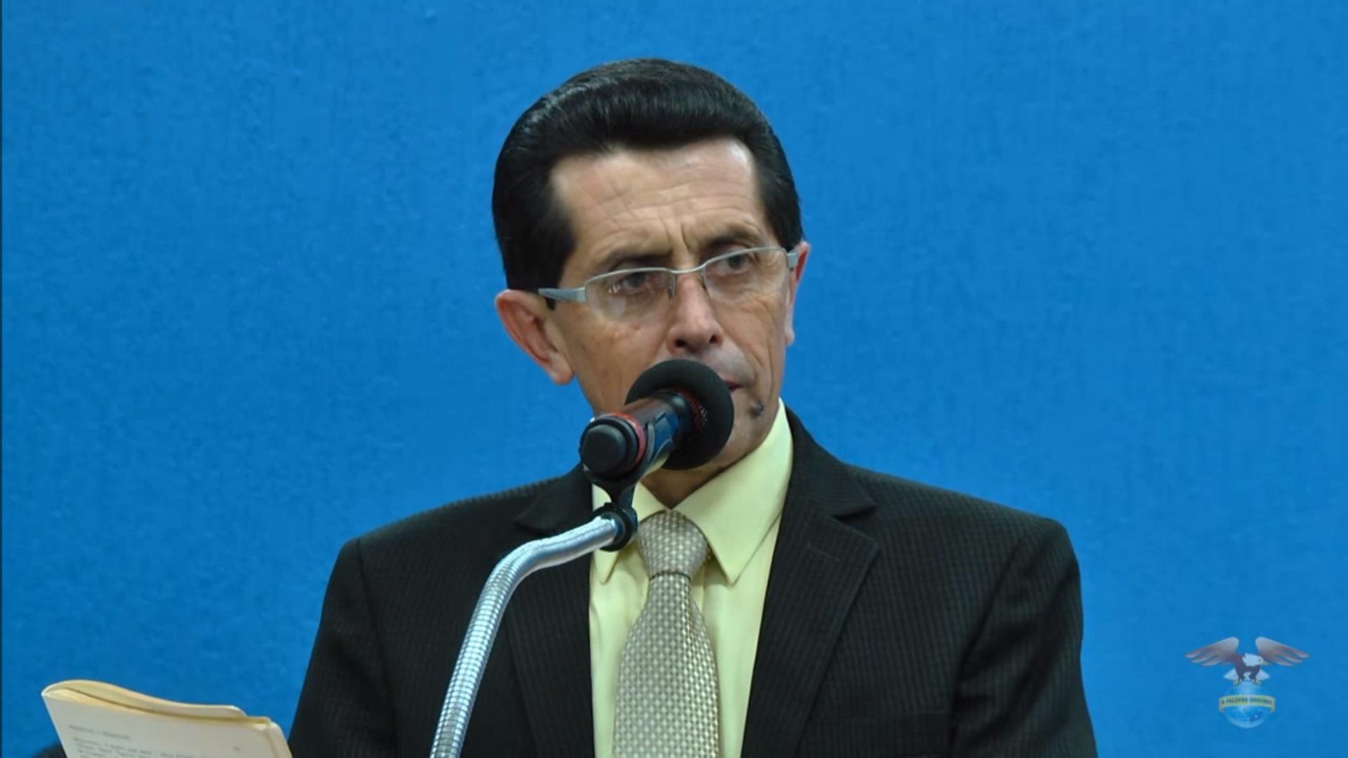 Pastor Mauro Luiz Cardoso - Anápolis-GO