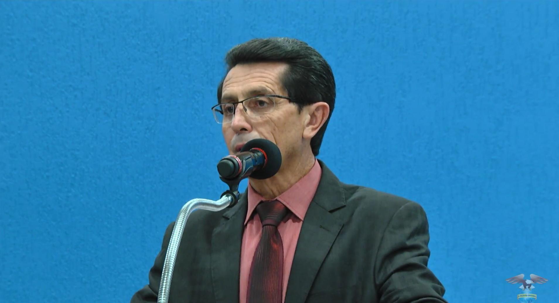 Pr. Mauro Luiz Cardoso - Anápolis-GO