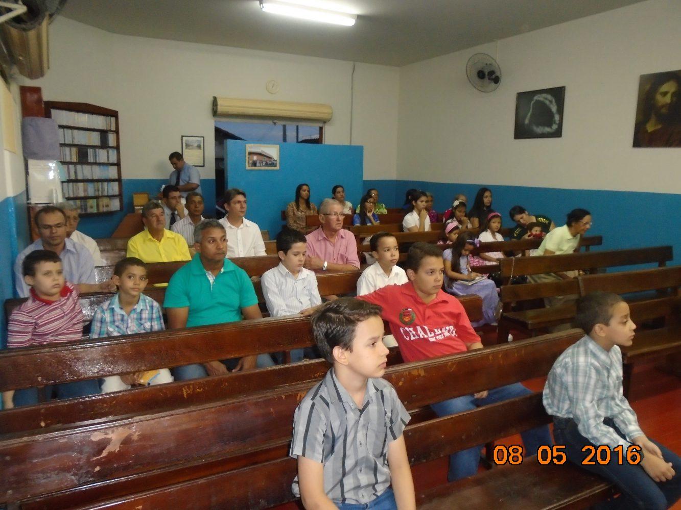 Tabernáculo da Fé - Ituiutaba-MG - Igreja - Comemoração 10 anos de ministério em Ituiutaba-MG